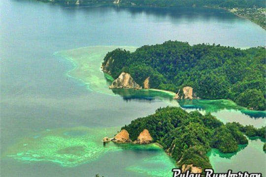 Pulau Rumberpon disiapkan sebagai KEK pariwisata Papua Barat