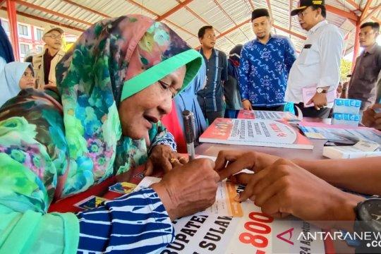 Kemensos RI serahkan bantuan Jadup korban bencana Donggala Rp1,2 M