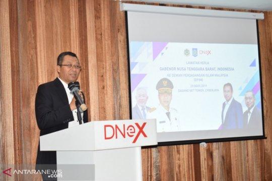 Gubernur Zulkieflimansyah undang pengusaha Malaysia investasi di NTB