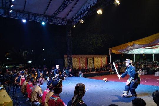 """Hadiah """"Seumur Dunia"""" Silek Art Festival 2019"""
