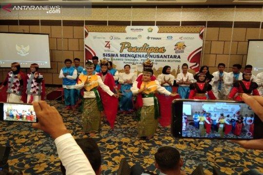SMN Babel tampilkan tiga tarian khas Sulawesi Tenggara