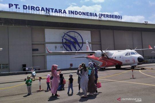 HUT ke-43 PTDI, segera koneksikan daerah Papua oleh pesawat N219