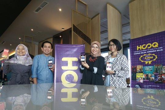 Telkomsel-HOOQ gelar kompetisi stand up digital
