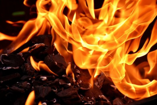 Pemilik rumah hangus terbakar bersama rumahnya