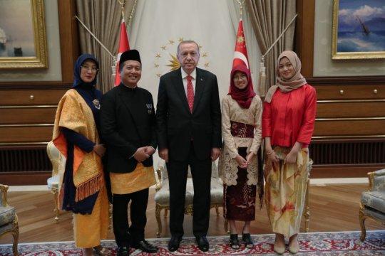 Turki jamin kelanjutan studi penerima beasiswa dari Indonesia