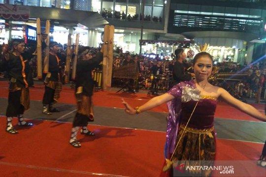 Festival Kentongan meriahkan peringatan HUT RI di Banyumas
