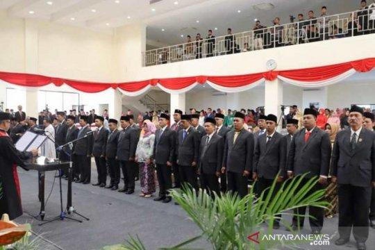 30 anggota DPRD Kota Madiun siap emban amanat masyarakat