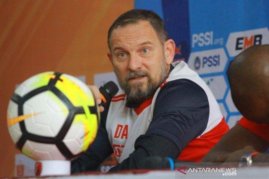 Kontra PSIS Semarang, Madura berlaga tanpa pelatih kepala