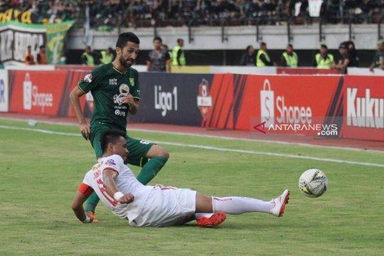 Pelatih Persija akui sulit menang atas Persebaya di Surabaya