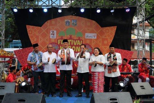 Dongkrak wisata, Pemkot Jakarta Pusat gelar Festival Kebon Bang Jaim