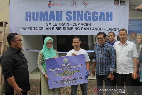 Pemerintah Aceh bantu rumah singgah untuk penderita bibir sumbing