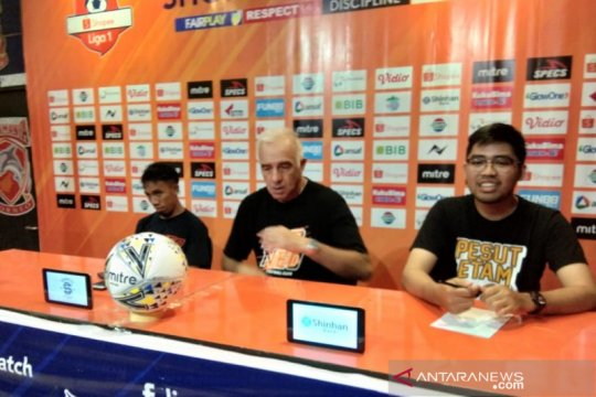 Mario Gomez bangga Borneo 10 laga tak terkalahkan