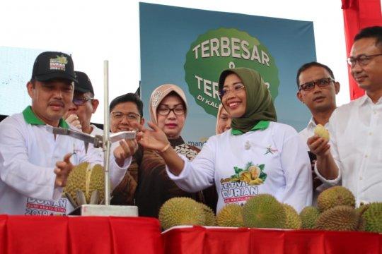 Pemkot Pontianak dukung festival durian digelar secara rutin