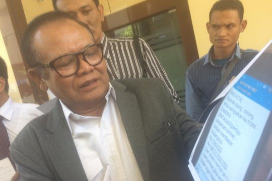 Terjerat utang daring, puluhan warga Surabaya lapor Polda Jatim