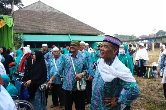 Jumlah jamaah haji Lampung meninggal di Tanah Suci tujuh orang