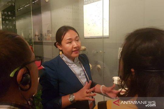Ribuan wisatawan kunjungi Museum China setiap hari