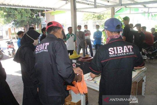 Relawan Siaga Bencana PMI latih kewirausahaan warga desa