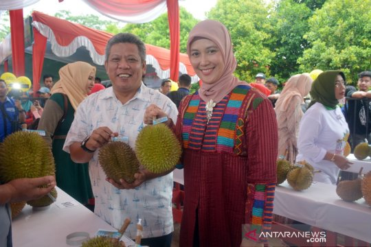 Bupati Kubu Raya dorong masyarakat budidayakan buah durian