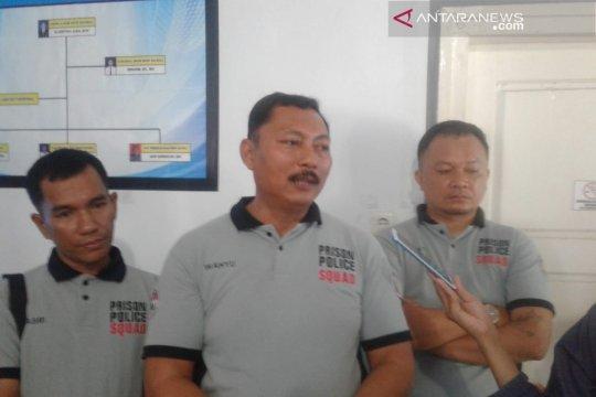 Dua narapidana Lapas Baubau  menyerahkan diri