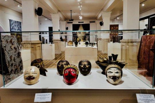 Perhiasan bersejarah Nusantara dipamerkan di Bulgaria