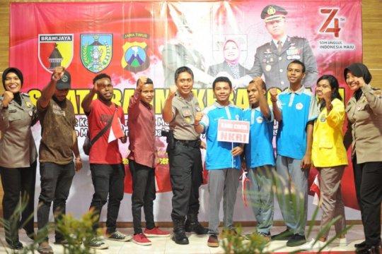 Polres Kediri ajak masyarakat jaga keutuhan NKRI