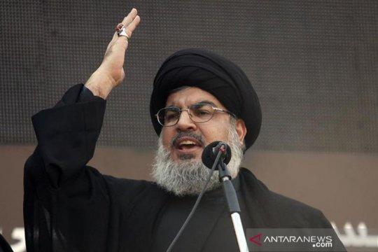 Nasrallah: Kami akan balas setiap serangan Israel ke Lebanon