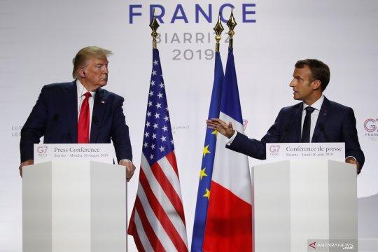 Macron: Sudah tiba waktunya buat Iran untuk meredakan ketegangan