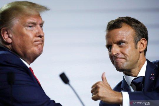 Jumpa pers penutup Konferensi G7