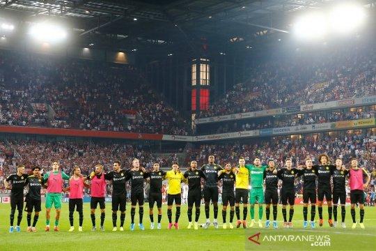 Hasil dan klasemen Liga Jerman, Dortmund pimpin tim-tim penyapu bersih