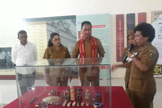 Museum Siwalima tampilkan pameran temporer sejarah perjuangan