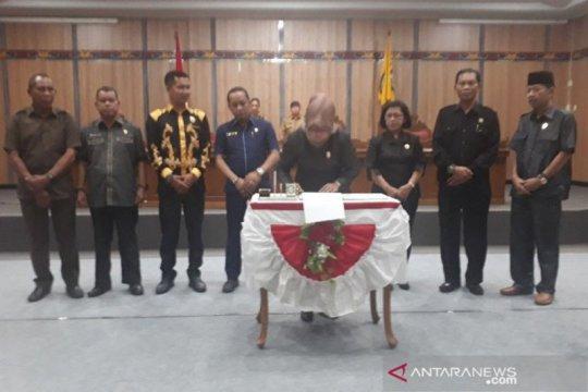 Tujuh fraksi DPRD Kotawaringin Timur terbentuk