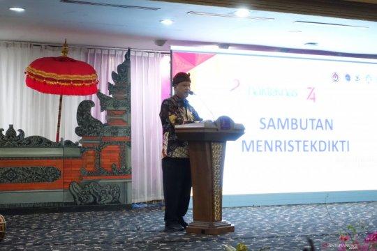 Nasir buka 18 kegiatan ilmiah di Bali peringati Hakteknas ke-24
