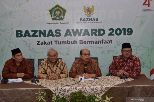 Baznas Award motivasi pengelolaan zakat