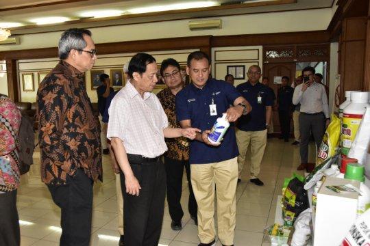 Laos perluas kerja sama dengan Petrokimia Gresik