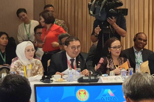 Tak bahas Rohingya, delegasi DPR tolak isu lain komisi politik AIPA