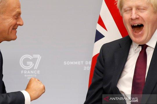 Inggris undang para pemimpin G7 ke Cornwall untuk KTT pada Juni