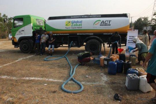 Global Zakat-ACT bantu kekeringan warga Bekasi