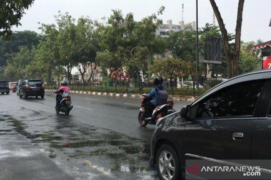 Karhutla - Potensi hujan di Riau untuk 4 hari ke depan