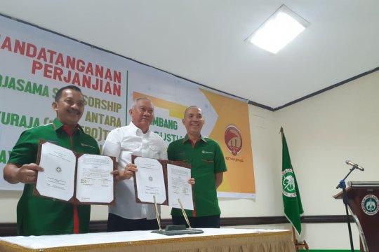 Semen Baturaja kembali sponsori Sriwijaya musim ini