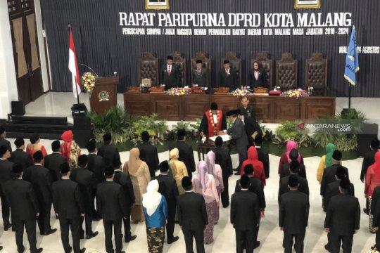 Menanti kinerja bersih bebas korupsi DPRD Kota Malang
