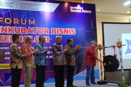 Kemenristekdikti ajak ahli inkubator luar negeri dalam forum diskusi