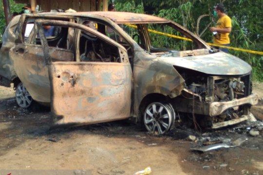 Polisi ungkap kasus temuan dua jasad terbakar dalam mobil