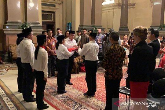 """Perayaan HUT Kemerdekaan RI jadi """"Hari Indonesia"""" di Philadelphia"""