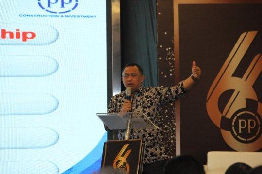 PT PP raih predikat Industry Leader dengan sinergi