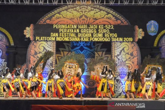 Pemkab Ponorogo adakan Festival Budaya Bumi Reog
