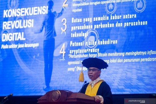 Wimboh Santoso dikukuhkan sebagai Guru Besar Universitas Sebelas Maret