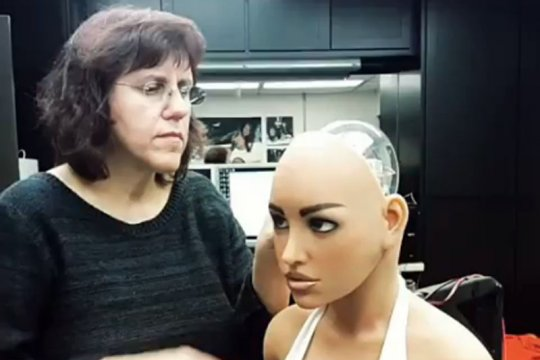 Robot asmara berpotensi bunuh pemiliknya