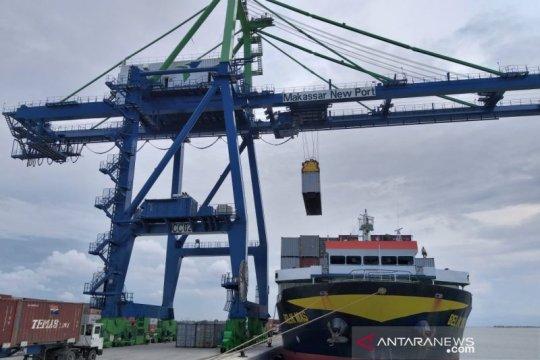 Realisasi anggaran investasi Pelindo IV capai Rp976,63 miliar