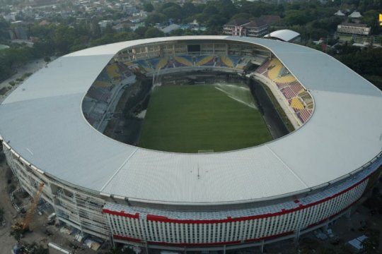 Menteri PUPR: Stadion Manahan Solo rampung September