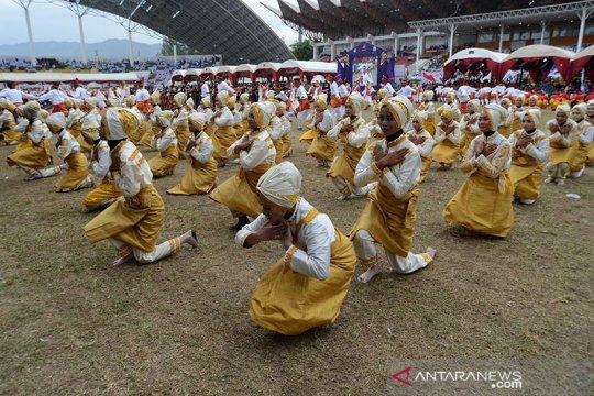 Sebanyak 1.939 siswa ikuti O2SN di Aceh dan Jateng